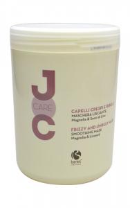 JOC Maschera lisciante capelli crespi e ribelli 1000 ml