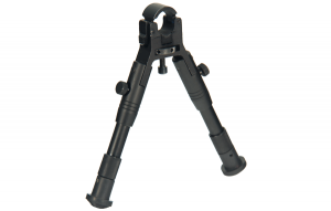 UTG New Gen Reinforced Clamp-on Bipod, Cent Ht 6.2