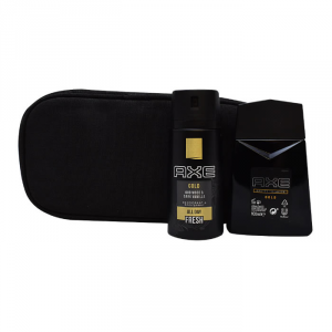 Axe Gold Eau de Toilette Spray 100ml Set 3 Parti 2019