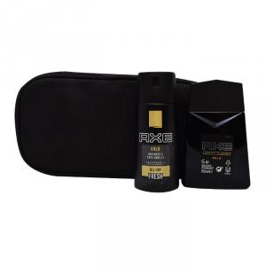 Axe Gold Eau de Toilette Spray 100ml Set 3 Parti 2019