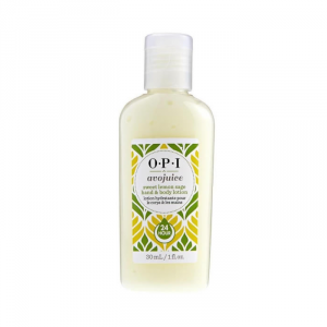 Opi Avojuice Sweet Lemon Sage Body Lotion 28ml