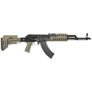 S.D.M. AK-47 SPETSNAZ Limited Series F.D.E. 7.62x39mm