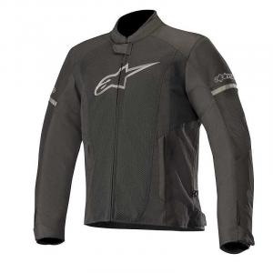 GIACCA MOTO ALPINESTARS T-FASTER AIR JACKET BLACK BLACK COD. 3303618