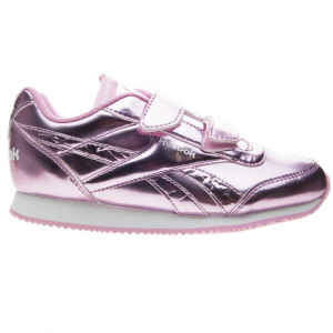 SNEAKERS REEBOK ROYAL CLJOG 2 2V CN5843 METALLIC LIGHT PINK/WHITE