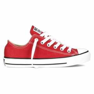 SNEAKERS CONVERSE ALL STAR OX RED UNISEX M9696C