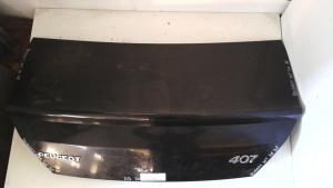Cofano posteriore usato originale Peugeot 407 serie dal 2004 al 2012 2 porte