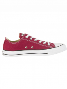SNEAKERS CONVERSE UNISEX ALL STAR OX MAROON M9691C