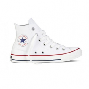 SNEAKERS CONVERSE ALL STAR HI OPTICAL WHITE M7650C