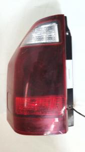 Fanale post. parte superiore sx usato originale Mitsubishi Pajero serie dal 2000 al 2007 SUV
