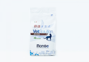 MONGE VETSOLUTION HEPATIC 1.5 KG
