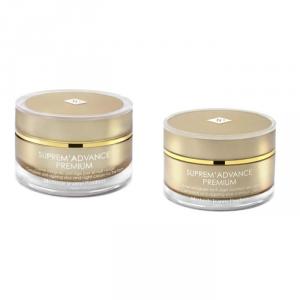 Jeanne Piaubert Suprem Advance Premium Crema Anti Età 50ml Set 2 Parti 2019