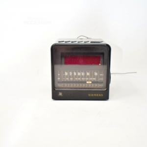 Radio Sveglia Nera Siemens