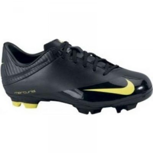 SCARPE NIKE JR VELOCI V FG 354517 071 BLACK/YELLOW