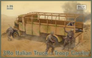 3Ro Italian Truck