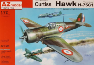 CURTISS HAWK H-75C1