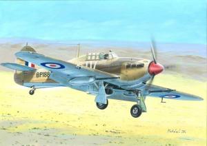 Hawker Hurricane Mk.IID