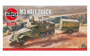 M3 Half Track & 1 Ton Trailer