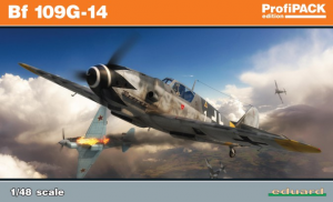 Me-109G-14 OVERTREES