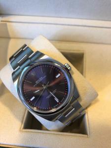 Orologio secondo polso Rolex Oyster Perpetual