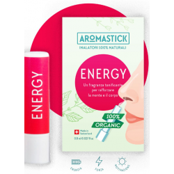 Energy Inalatore Naturale in Stick