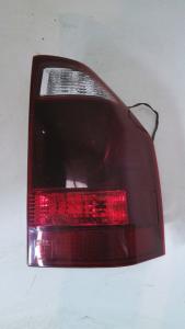 Fanale Post. parte sup. dx usato originale Mitsubishi Pajero serie dal 2000 al 2007 2.5 TDI