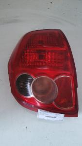 Fanale post. dx usato originale Toyota Auris serie dal 2007> 1.3 16 V