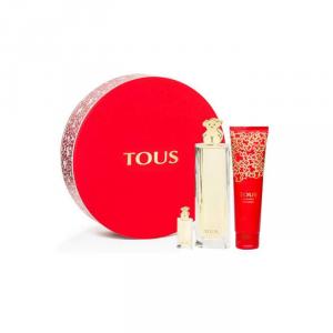 Tous Gold Eau De Parfum Spray 90ml Set 2 Parti