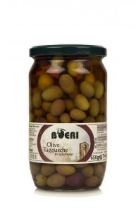 Olive in salamoia di esclusiva varietà Taggiasca 720 ml