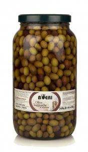 Olive in salamoia di esclusiva varietà Taggiasca 3100 ml