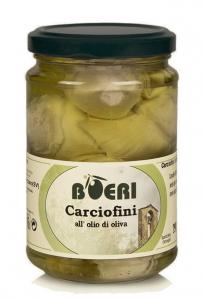 Carciofini sott'olio 314 ml