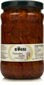 Pomodori secchi sott'olio 1700 ml