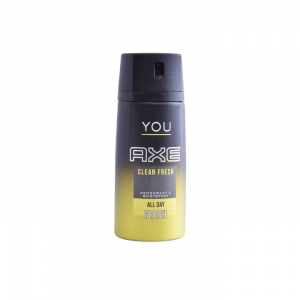 Axe You Clean Fresh Deo Spray 150ml