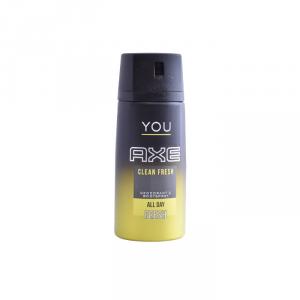 Axe You Clean Fresh Deo Spray 150ml