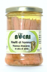 Filetti di tonno 314 ml