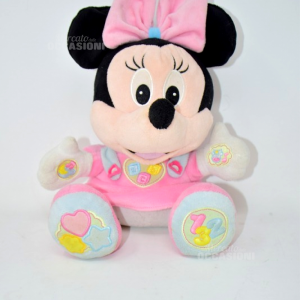 Peluche Minnie Canta&Impara