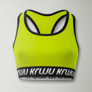 TOP KRWU LEGEA MGLW1714 GIALLO FLUO