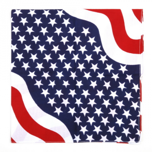 FAZZOLETTO BANDANA STARS & STRIPES