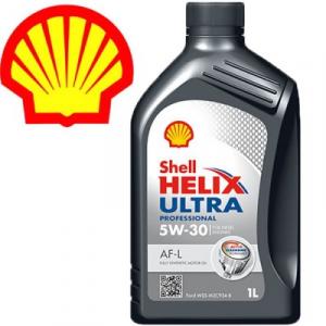 Shell Helix Ultra ProfessionalAF-L5W/30 barattolo 1 lt