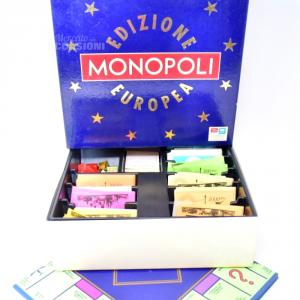Monopoli Edizione Europea Completo