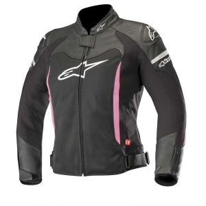 GIACCA MOTO ALPINESTARS STELLA SP X AIR JACKET BLACK FUCHSIA COD. 3113318