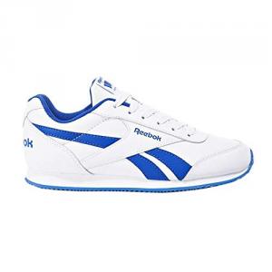 SNEAKERS REEBOK ROYAL CLJOG 2 KIDS WHITE/VITAL BLUE BS809