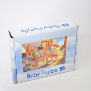 Puzzle Pinocchio 96 Pz