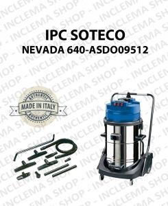 IPC SOTECO NEVADA 640 INOX