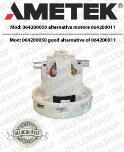 Motore aspirazione AMETEK ITALIA 064200050.00 valido per sostituire il motore 064200011