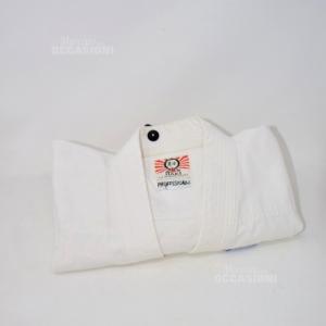 Kimono Bianco Adulto Itaki Tg. M-l