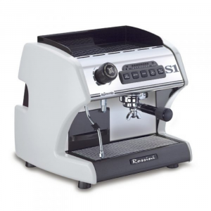 La Spaziale S1 coffee machine Semiautomatic with free-flow delivery