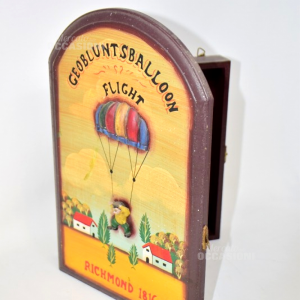 Porta Chiavi In Stile Vintage