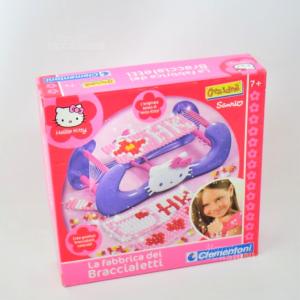 Gioco Braccialetti Hello Kitty