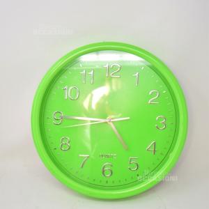 Orologio Verde Quartz