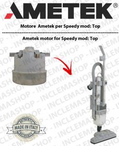 Speedy Top Motore aspirazione AMETEK per battitappeto Wirbel
